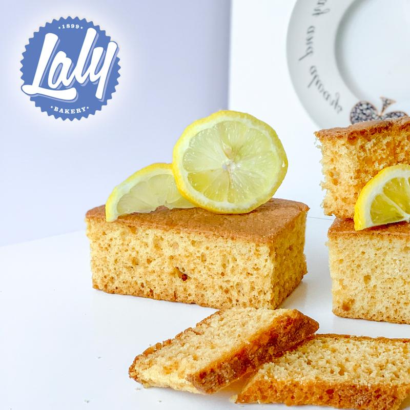 bizcocho limon sin azúcar